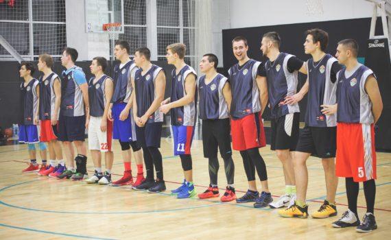 Матч звезд Томского баскетбола 2016