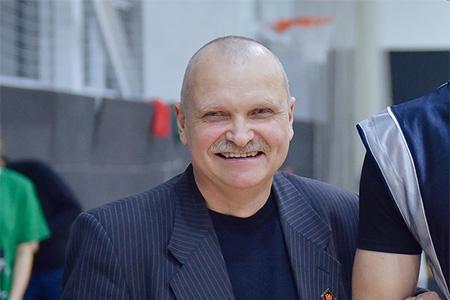 Состав президиума Федерации баскетбола Томской области