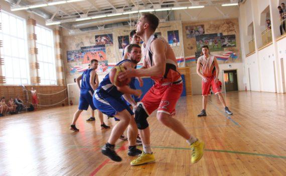 Чемпионат города среди мужских команд