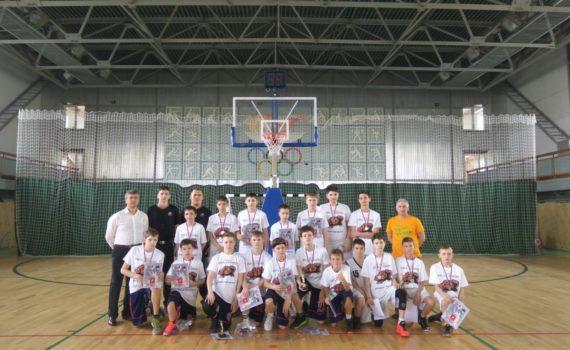 """Итоги соревнований по баскетболу """"Лига Сибири"""" среди юношей 2004 гр."""