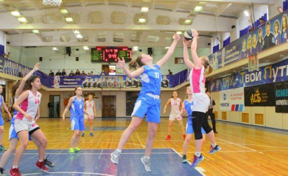 Чемпионат Томской области (девушки)