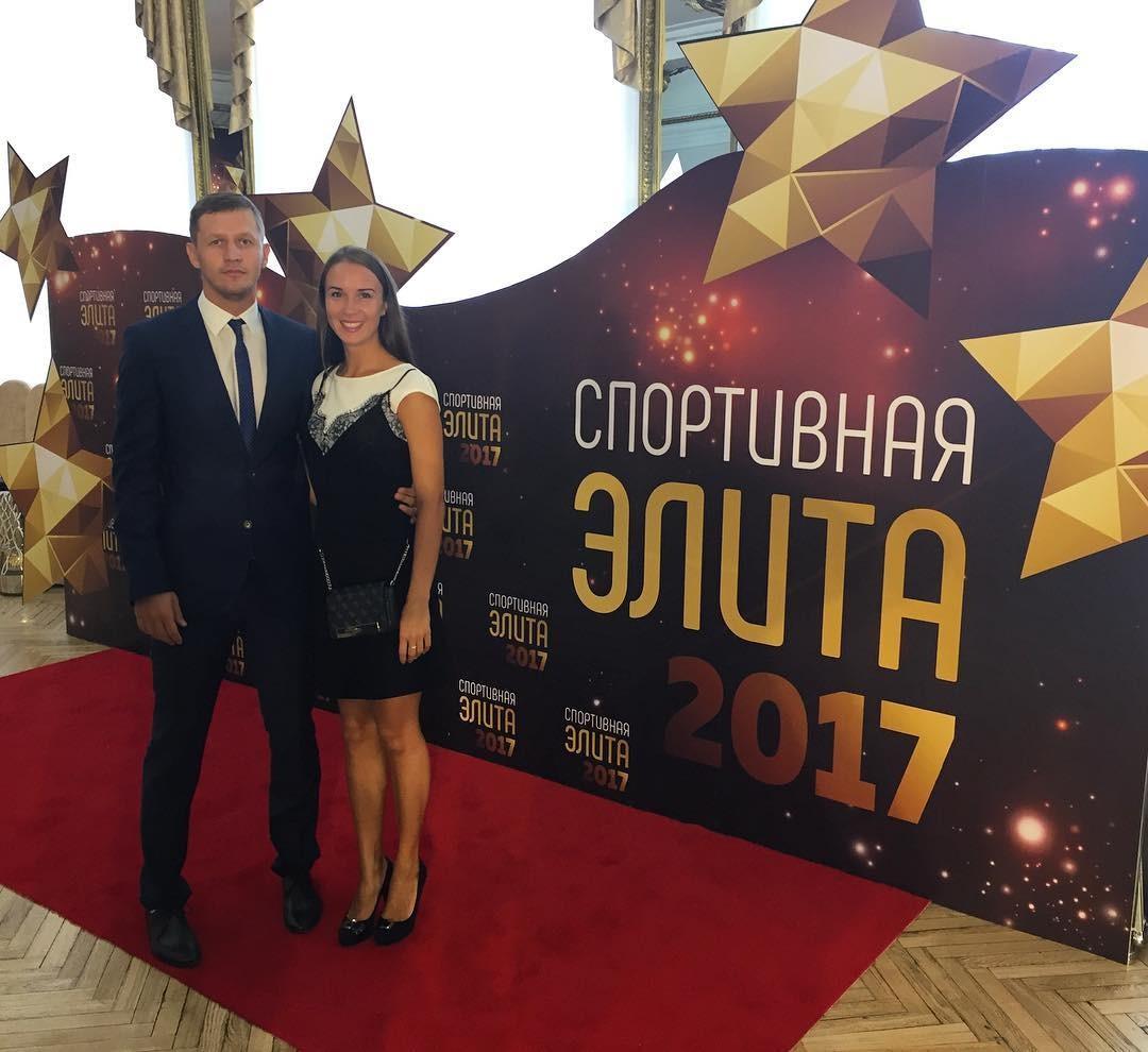 """Награждение """"Спортивная элита 2017"""""""