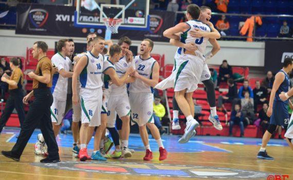 Кубок России по баскетболу в Томске!