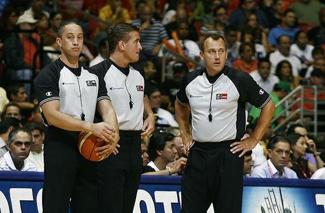 Семинар посвященный изменению правил баскетбола