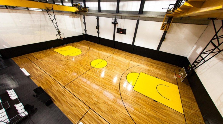 Баскетбольный центр может появиться в бывшем здании радиозавода