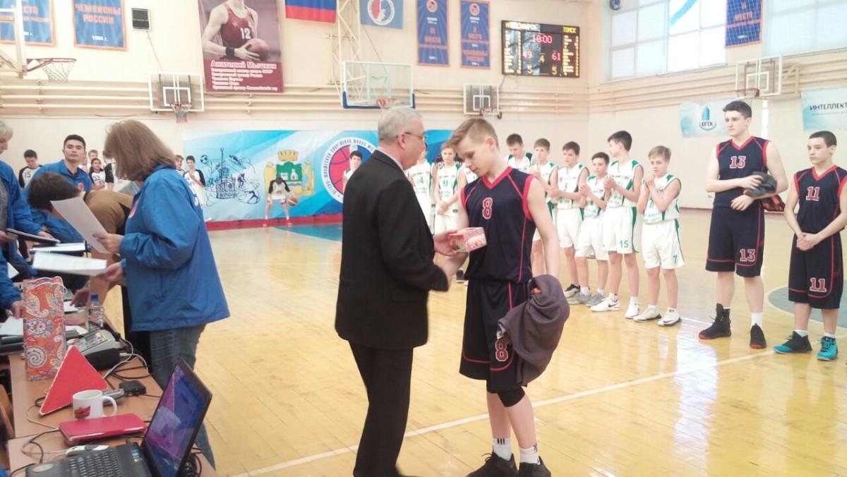 Наши юноши в финале Первенства России!