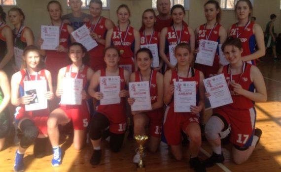 Первенство Томской области среди девушек и юношей