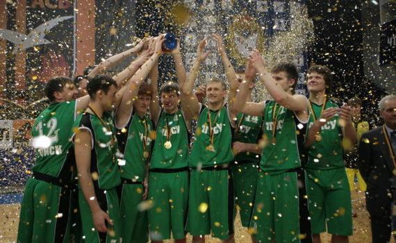 Праздник баскетбола в СК ТГАСУ!
