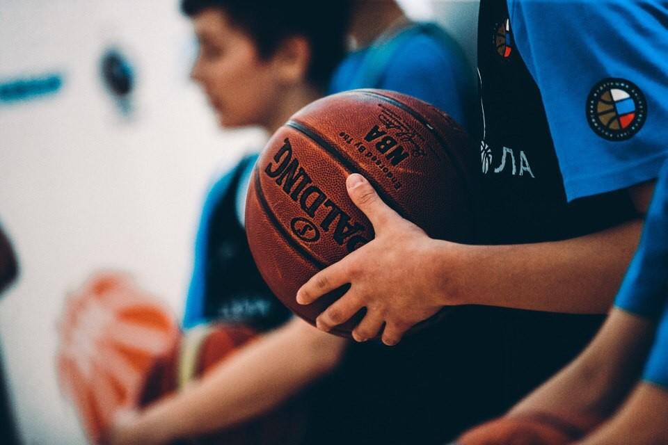 Школа баскетбола #SIBURCAMP, видео