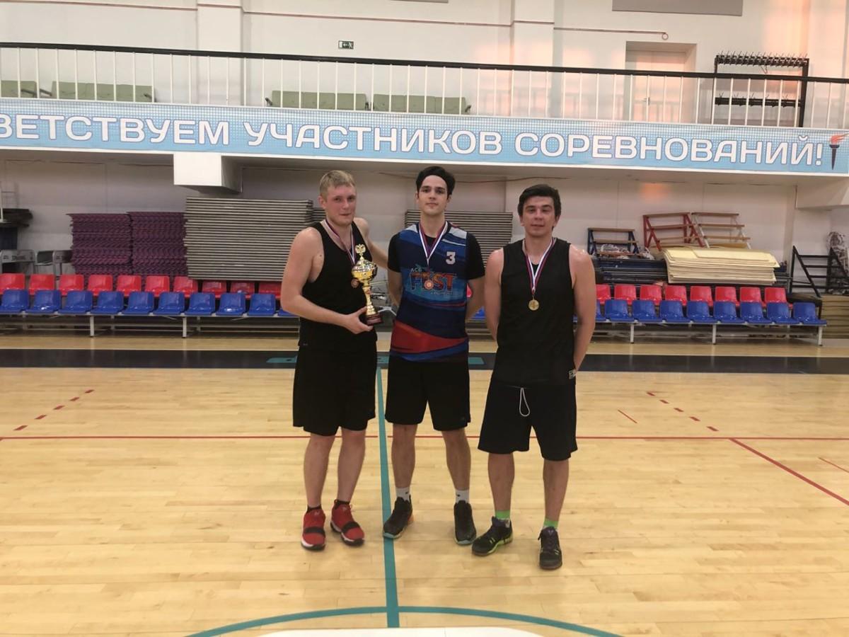 Чемпионат Томской области по баскетболу 3х3