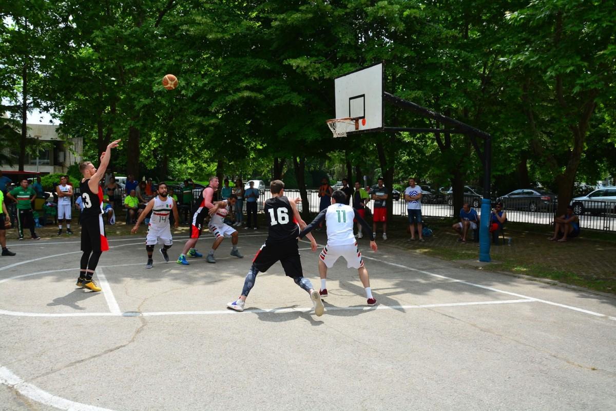 XV Международные спортивные игры трудящихся в г. Албена (Болгария)