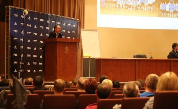 Тренерский семинар (Новосибирск)
