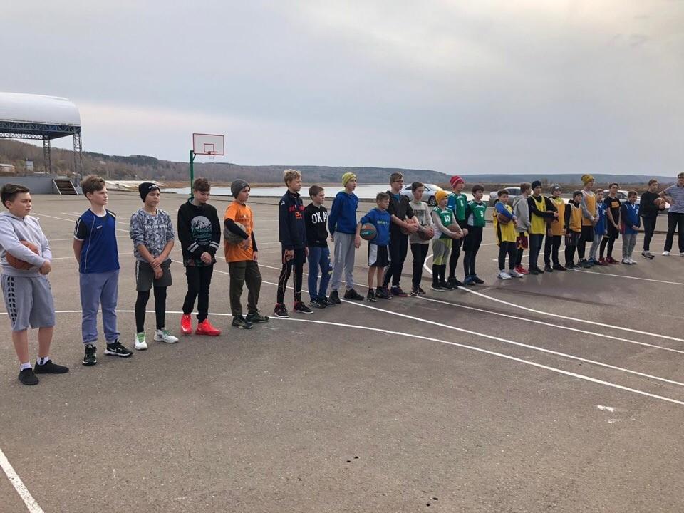 Открытие площадки на Лагерном