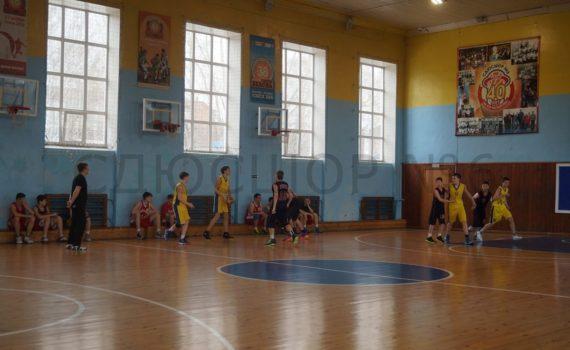 Школьная Баскетбольная Ассоциация, Финал
