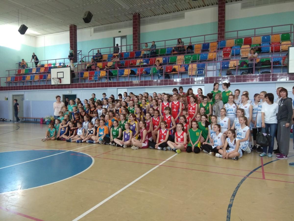 V межрегиональный турнир по баскетболу (гор.Рубцовск)
