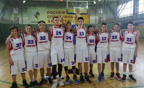 Финалисты Лиги Сибири