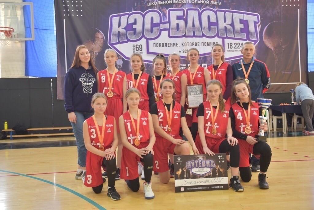 Финал Чемпионата ШБЛ «КЭС-БАСКЕТ» Томской области