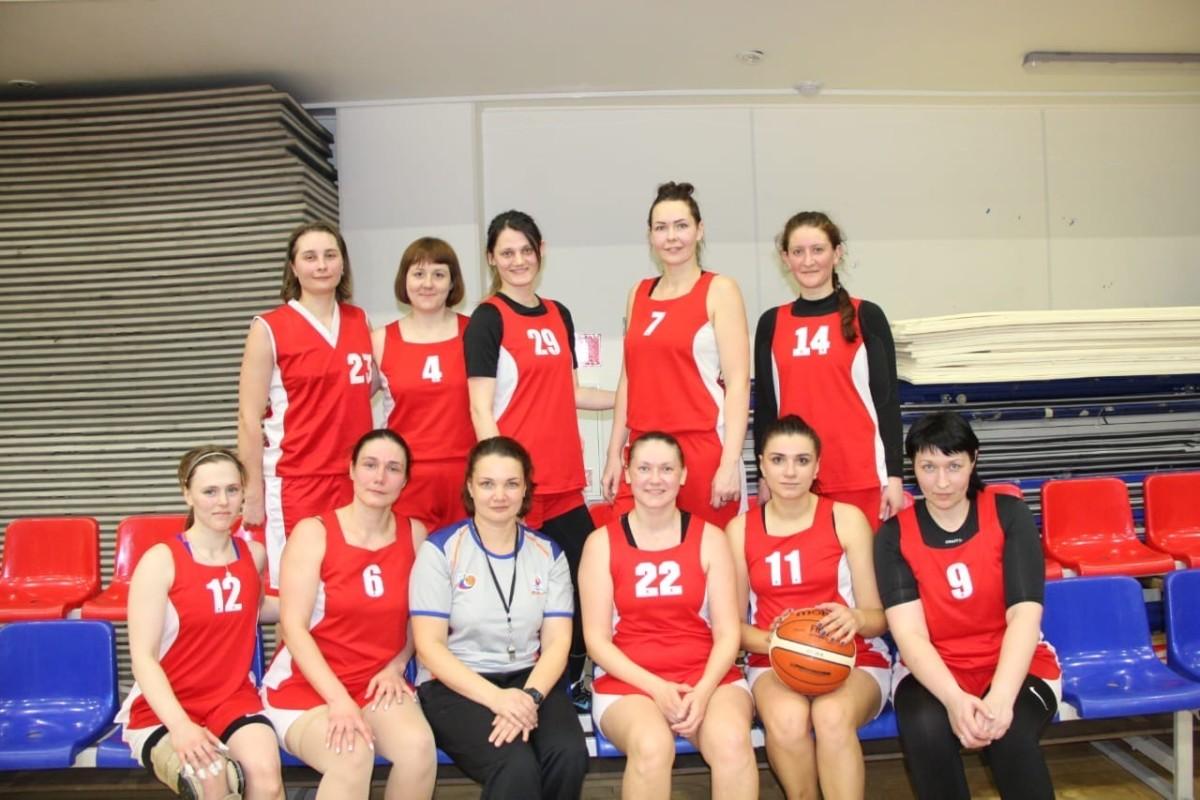 ОБЛ среди женских команд