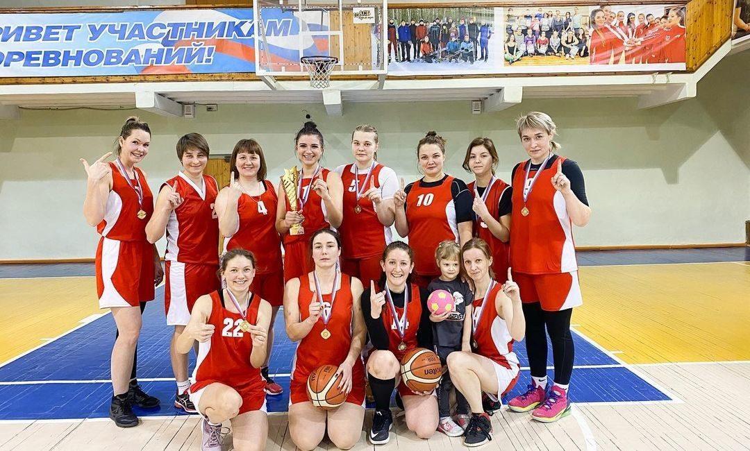 Результаты ОБЛ среди женских команд