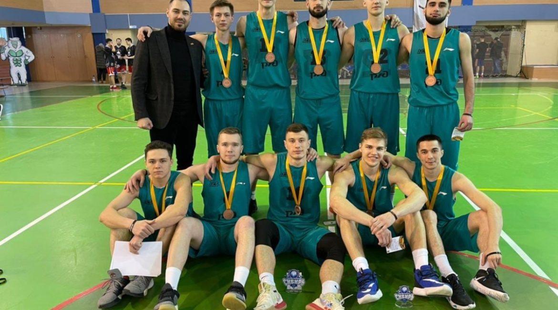 "ТПУ - бронза Чемпионата АСБ ""Сибирь"""