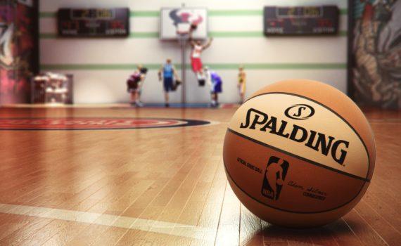Второй раунд полуфиналов Лиги баскетбола Томской области