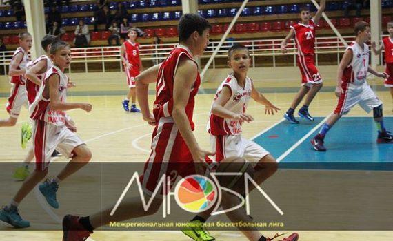 Межрегиональная Юношеская Баскетбольная Лига