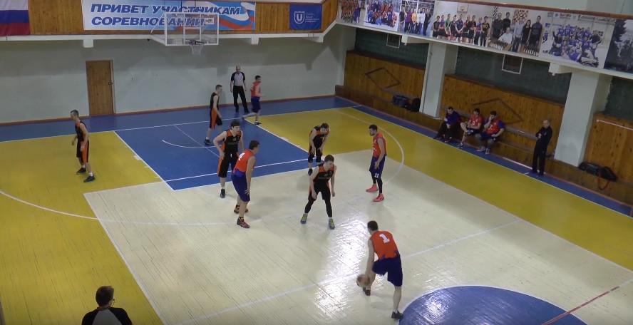 Лига баскетбола Томской области. Латат — Океан (23.03.17)