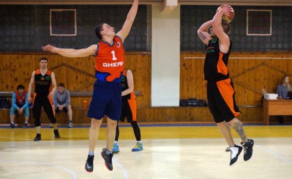 Открытая баскетбольная лига, 1 группа, мужские команды!