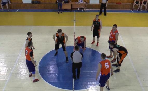 Лига баскетбола Томской области. Латат — Океан (04.04.17)