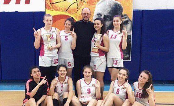 Кубок памяти по баскетболу Мелешкова Л.Г.