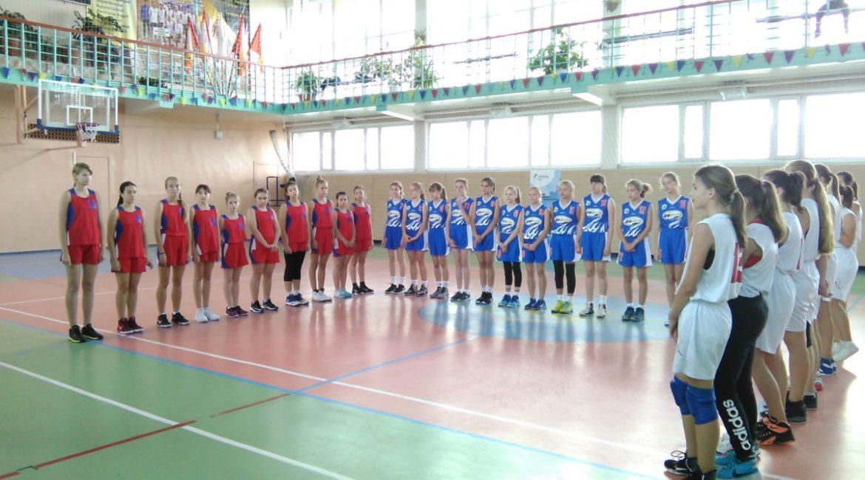 Детская Байкальская Баскетбольная Лига