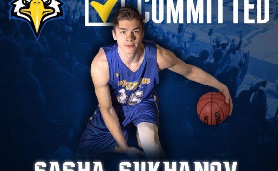 Александр Суханов в NCAA