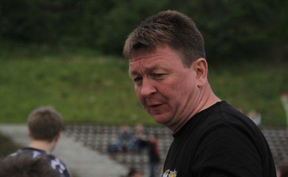 Александр Расторгуев, директор ДЮСШ №6
