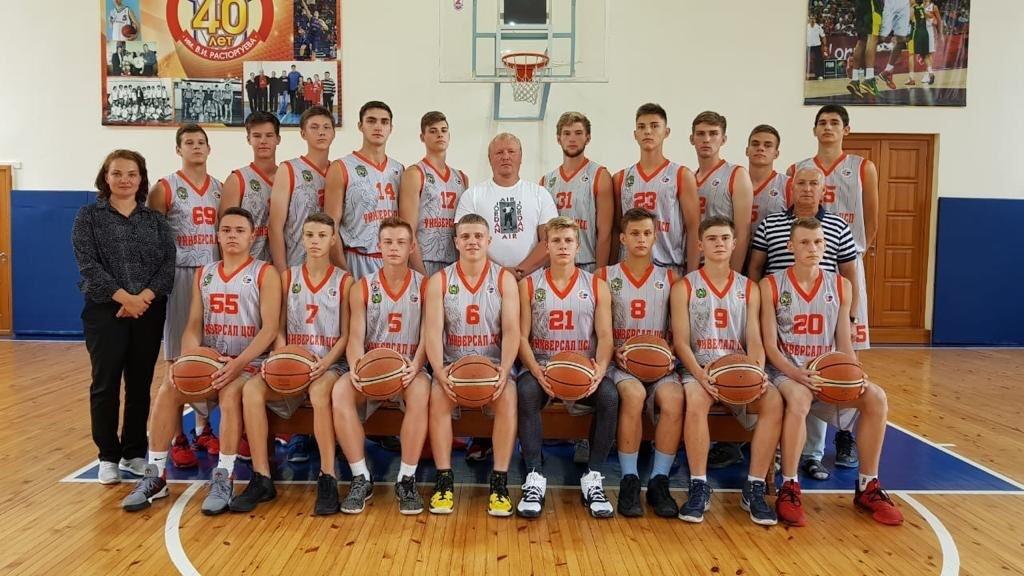 SportUs.Рro: Товарищеские матчи юных баскетболистов